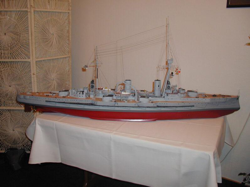 SMS Blucher http://www.sms-navy.com/models/sms_model-photos_ac.htm